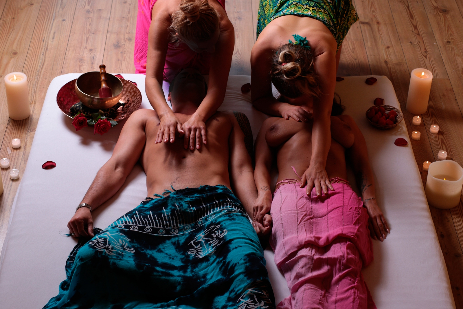 Für paare massage tantra Tantra Massage